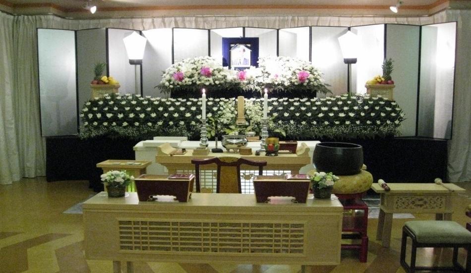 葬儀式場 落合会館