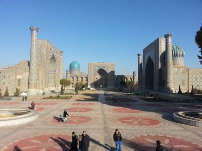サマルカンド(ウズベキスタン) (400x300)