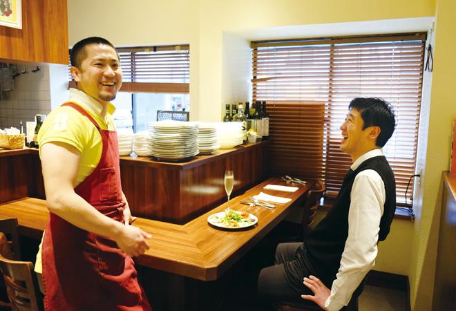 Café&Bar BAR DUMBOⅡからトミーノ ラ カーザ ノストラ