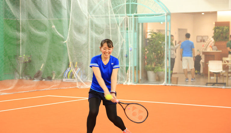 VIPインドアテニススクール