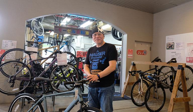 モーゼル自転車