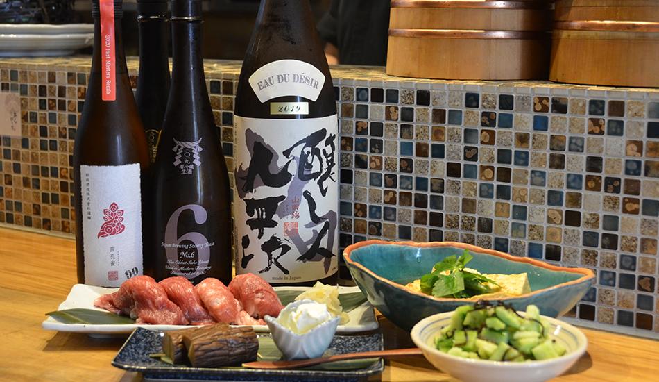 日本酒と肴 あらばしり 門前仲町