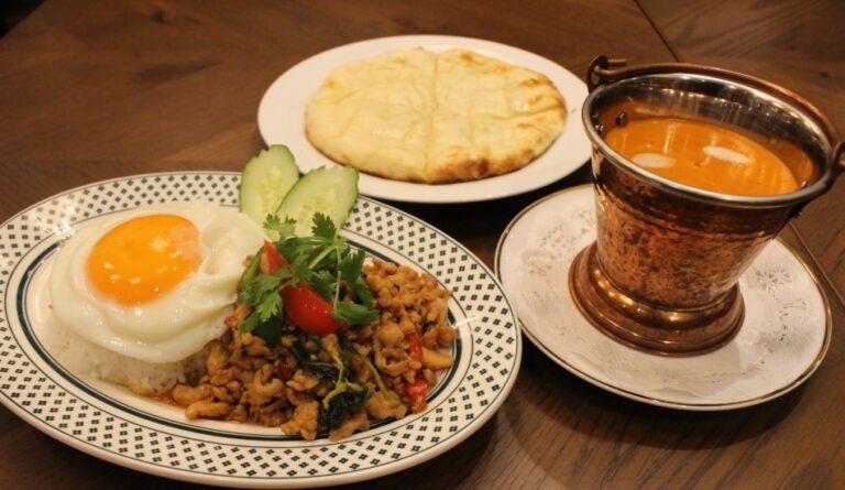 ASIAN DINING  SUNRISE