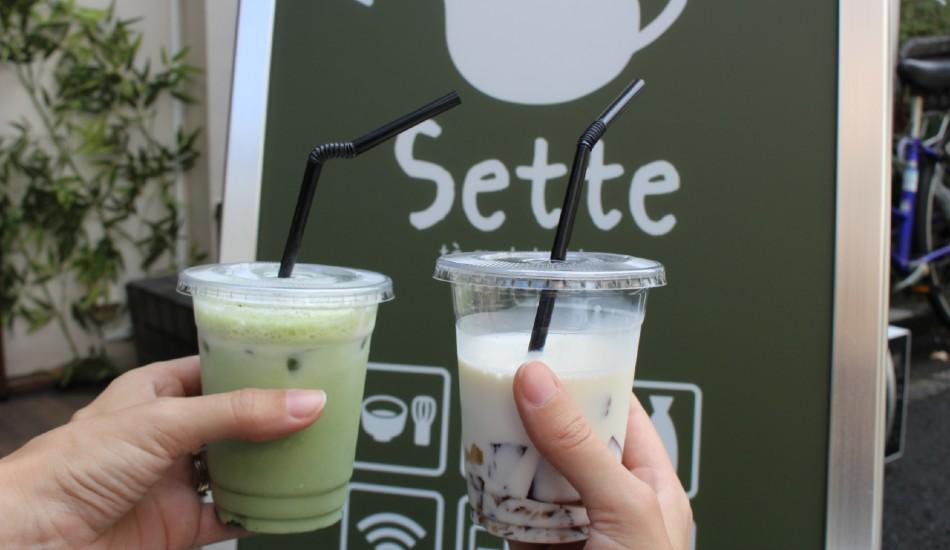 抹茶カフェ Sette