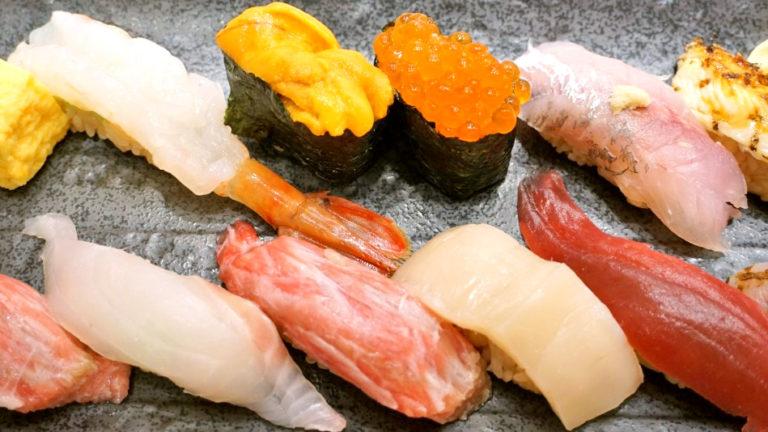 Tsukiji Kagura Sushi Toyosu Shijo-ten