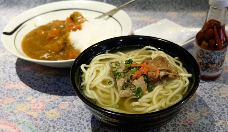 宮古島郷土料理ラッキー