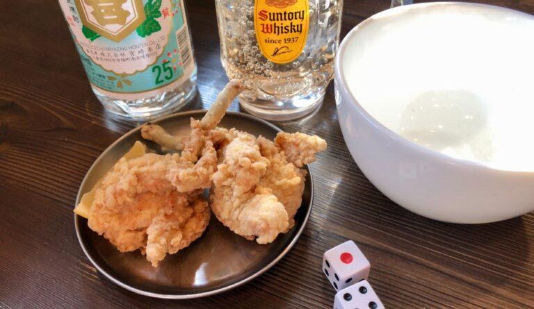 Taishu Tori Sakaba Toritsubaki Fukagawa-morishita Ten