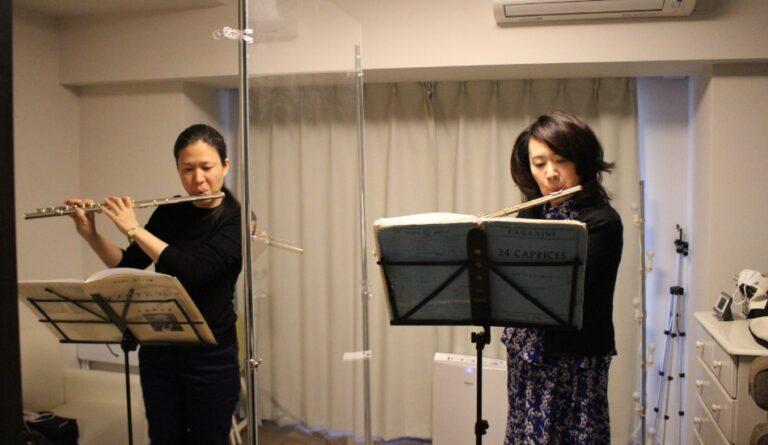 l'atelier de syrinx音楽教室
